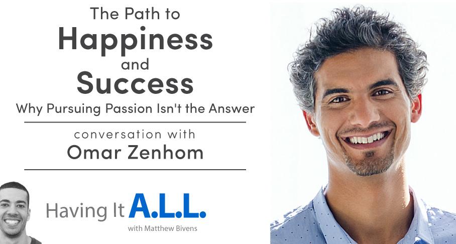 Having It All with Omar Zenhom