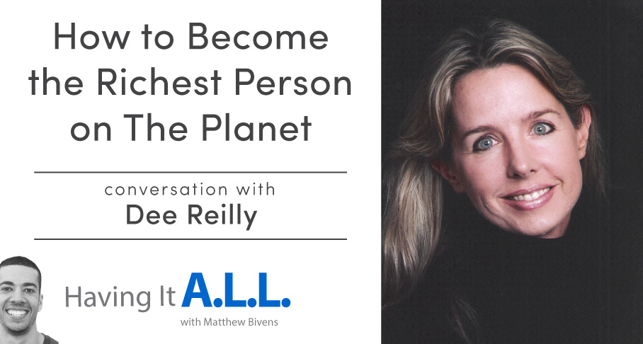 Having it all podcast with Dee Reilly