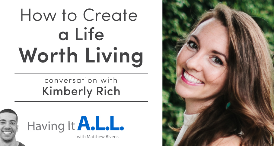 Having It ALL Podcast with Kimberly Rich