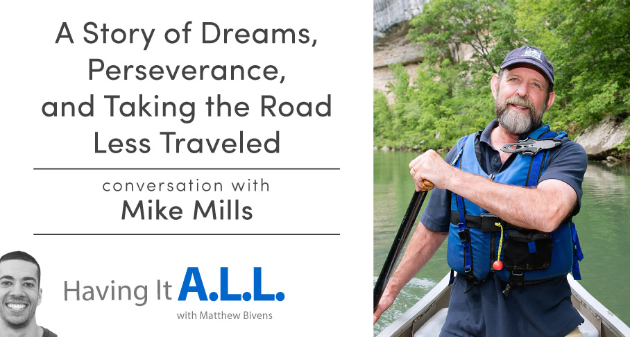 Having it all podcast Mike Mills